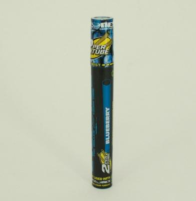 Liść tytoniu do blunta CYCLONES BLUEBERRY 2sztuki