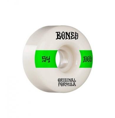 Kółka BONES OG FORMULA WHITE V4 54mm
