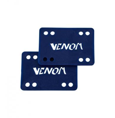 Podkładki VENOM RISER BLUE 4mm