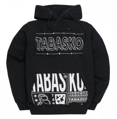 Bluza TABASKO Hoody Pocket Black