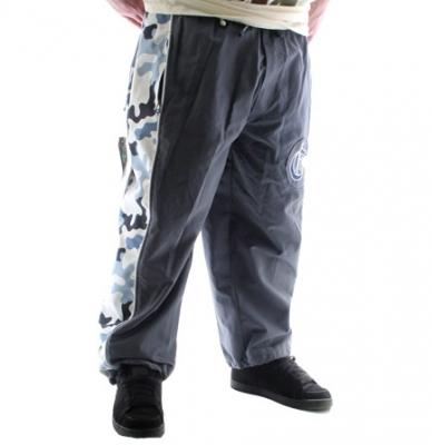 Spodnie Ortalionowe CHROM
