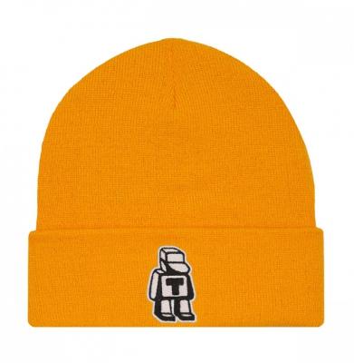 Czapka Zimowa TABASKO Beanie Logo Yellow