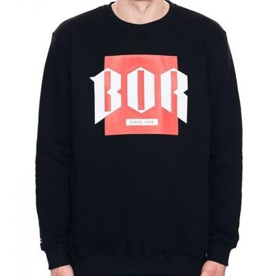 Bluza BOR COLOR BOX Czarna
