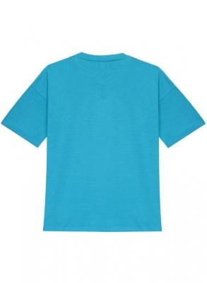 Koszulka Damska PROSTO BOYFRIND CLASSIE BLUE