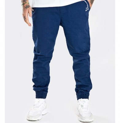 Spodnie Joggery STOPROCENT SJG CLASSIC19 BLUE