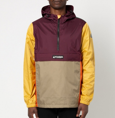 Kurtka HUF Coyote Trail Anorak Raisin