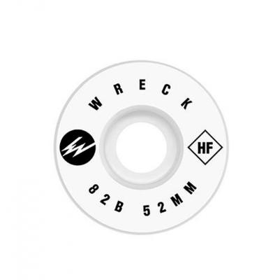 Koła WRECK Havoc Original Cut HF White 54mm