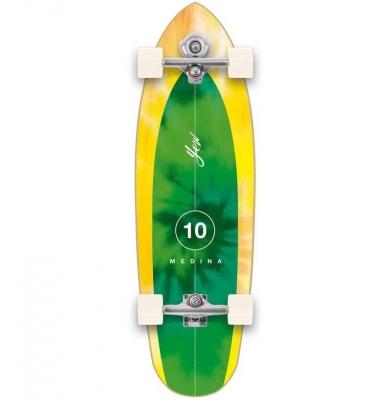 SURF SKATE YOW MEDINA TYE DIE 33″