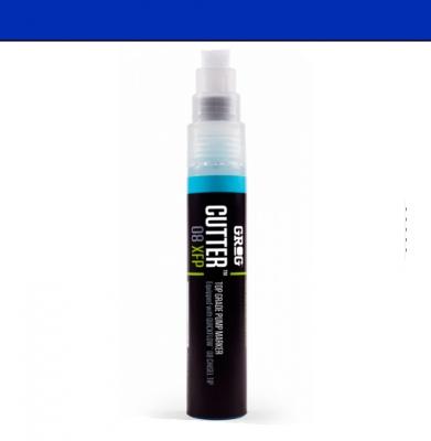Marker GROG Cutter 08 XFP Diving Blue 8mm