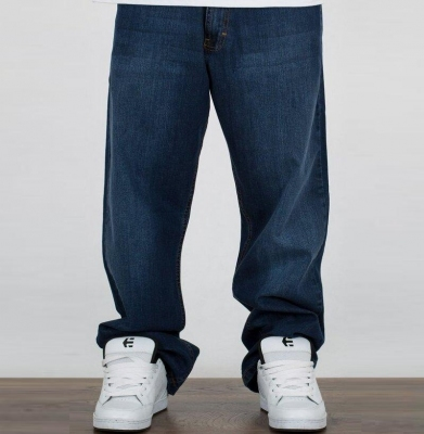 Spodnie SSG BAGGY BIG WYCIERANE