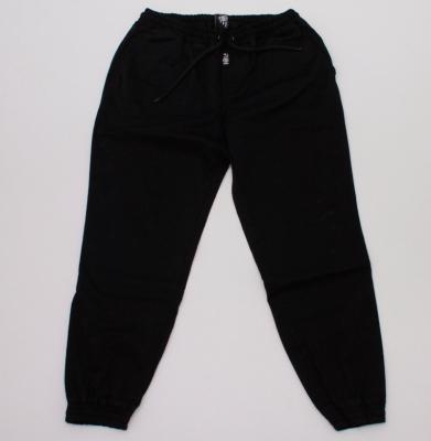 Spodnie NASA Jogger Black