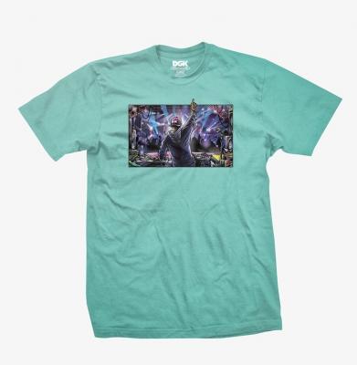 Koszulka DGK Mixmaster Celadon
