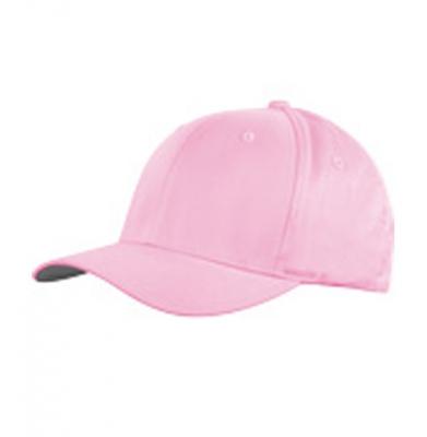Czapka YUPOONG Flexfit Pink