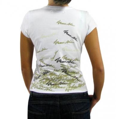 T-shirt MASS SHE - TOO MUCH #2