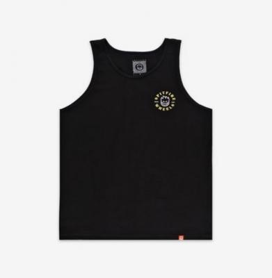 Koszulka SPITFIRE TANKTOP BIGHEAD CLASSIC Black Multi