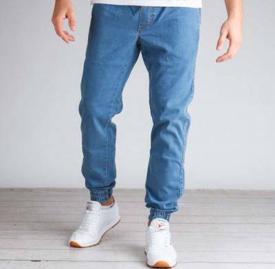 Spodnie ELADE JOGGER DENIM II LIGHT BLUE