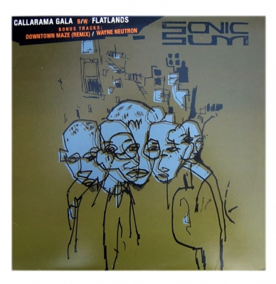 Vinyl Sonic Sum - Callarama Gala