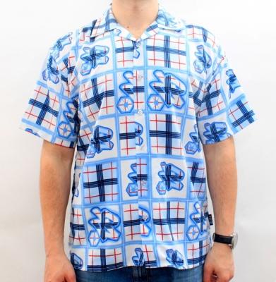 Koszula SOUTHPOLE Niebieska