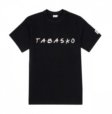 Koszulka TABASKO FRIENDS BLACK