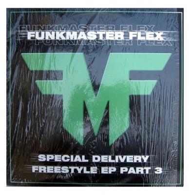 Vinyl Funkmaster Flex-Special Delivery-Freestyle EP (Part 3)