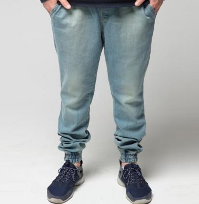 Spodnie DIAMANTE WEAR Jogger Paint Light Jeans