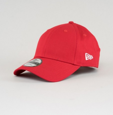 Czapka NEW ERA 9FORT BASIC Red/White