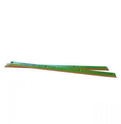 Rails CRUZADE Maple Green/Yellow/Red