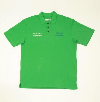 Koszulka Polo PROSTO x VISTULA Elton Zielona