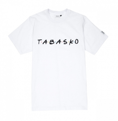 Koszulka TABASKO FRIENDS WHITE