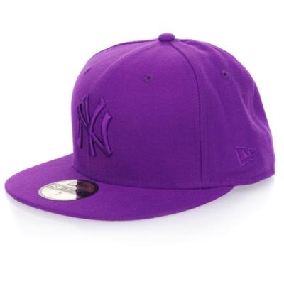 Czapka NY NEW ERA Tonal Purple