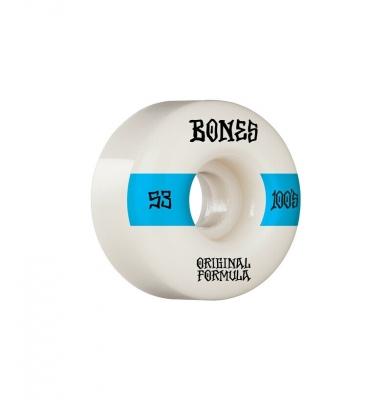 Kółka BONES OG FORMULA WHITE V4 53mm