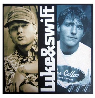 Vinyl Luke & Swift - Bleib Cool