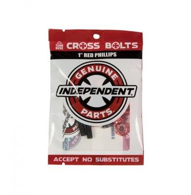 Montażówki INDEPENDENT Red Krzyżak 1