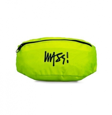 Saszetka/Nerka MASS DNM Hip Case Signature Toxic Yellow