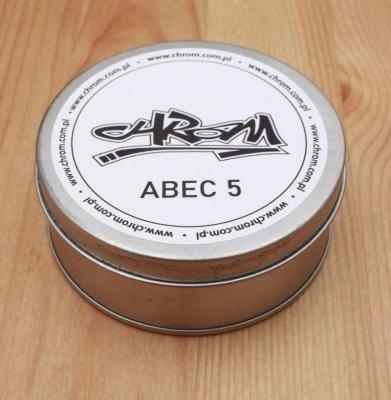 Łożyska CHROM ABEC 5 Silver