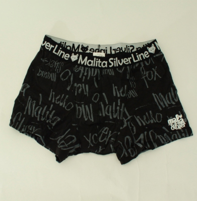 Bokserki MALITA SWIMMING TRUNKS black