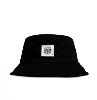 Czapka MASS DNM Patch Bucket Hat Black