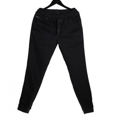 Spodnie ELADE JOGGER BLACK DENIM