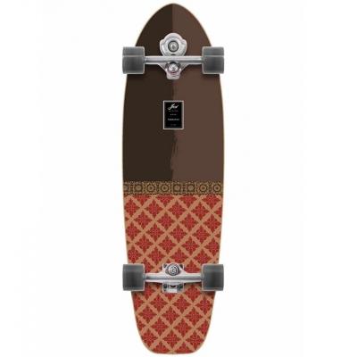 SURF SKATE YOW TEAHUPOO 34″ POWER
