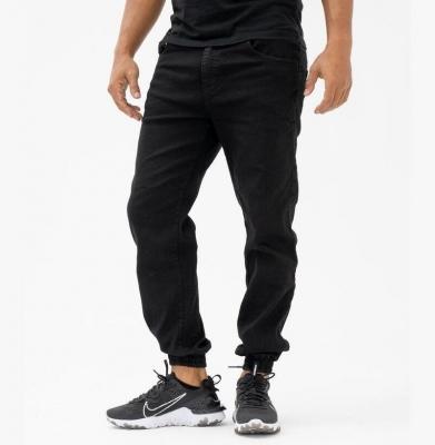 Spodnie MORO Joggery Shield Slant Tag Black