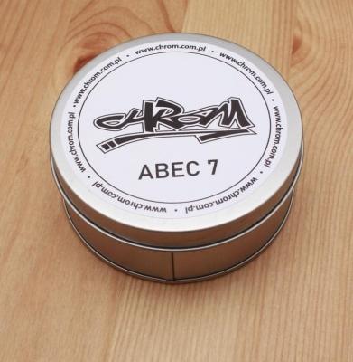 Łożyska CHROM ABEC 7 Silver