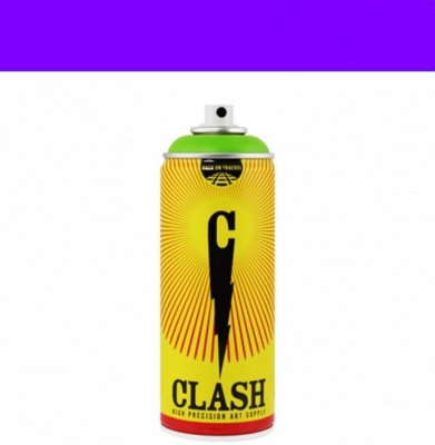 Farba CLASH Fluo Violet FF5