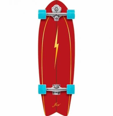 SURF SKATE YOW PIPE 32″ Power