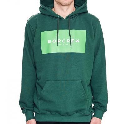Bluza BOR BOX Zielona