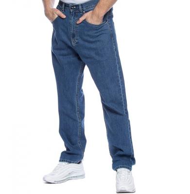 Spodnie MASS DNM Craft Baggy Fit Blue
