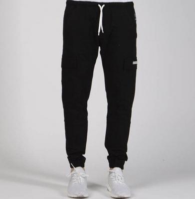 Spodnie Jogger MASS DNM Sneaker Fit Cargo Black