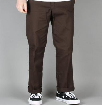 Spodnie DICKIES WORK PANT 874 Dark Brown