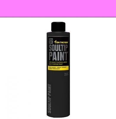 Farba ON THE RUN Soultip Neon Pink Pastel 210ml