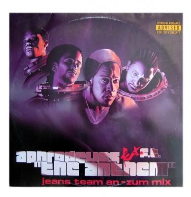 Vinyl Aphrodelics  - The Anthem (Jeans Team Remix) / Soulmus