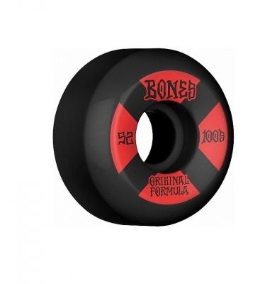 Kółka BONES OG FORMULA BLACK SIDECUT V5 52mm